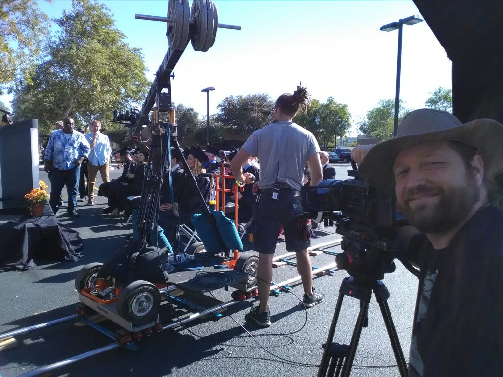 <span style='color:#f7da22;'>B Camera Op on SAG Ultra-Low Budget Feature Girl Wired</span>